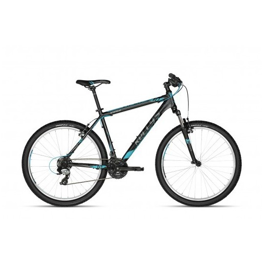 "KELLYS VIPER 10 26"" MODEL 2018 Shimano ALTUS BLACK BLUE MATT"