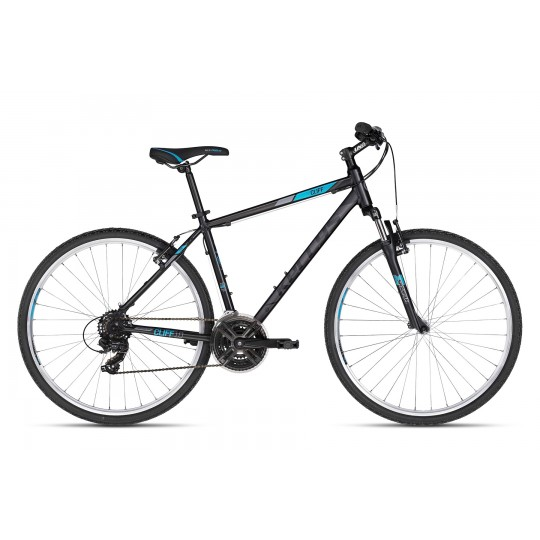 KELLYS CLIFF-10  PÁNSKÝ CROSS Shimano Altus 3x7 model 2019
