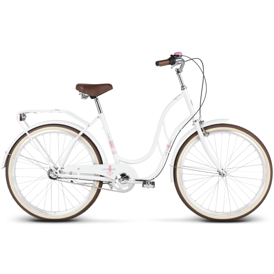 LE GRANG MADISON 2 DM white glossy RETRO MODEL 2020
