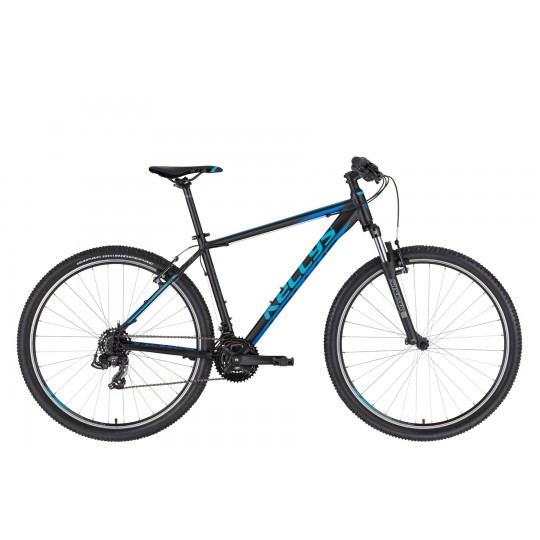 "KELLYS Madman-10 MTB-26+"" JUNIOR  Black Blue  model 2021"