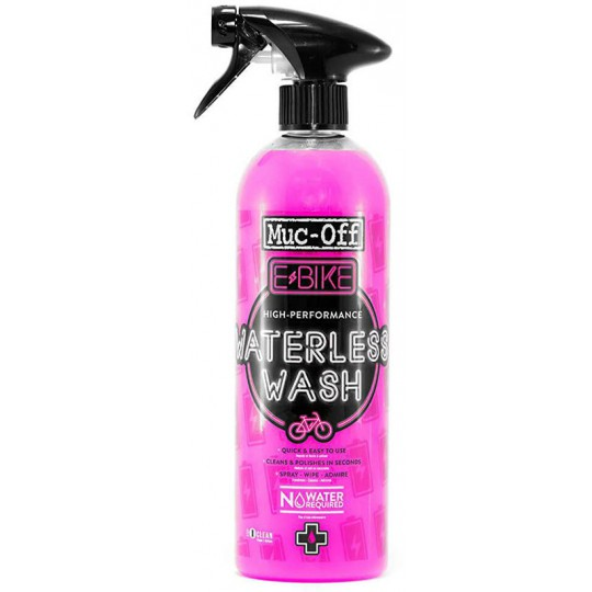 Čistič MUC-OFF E-Bike Dry Wash 750 ml