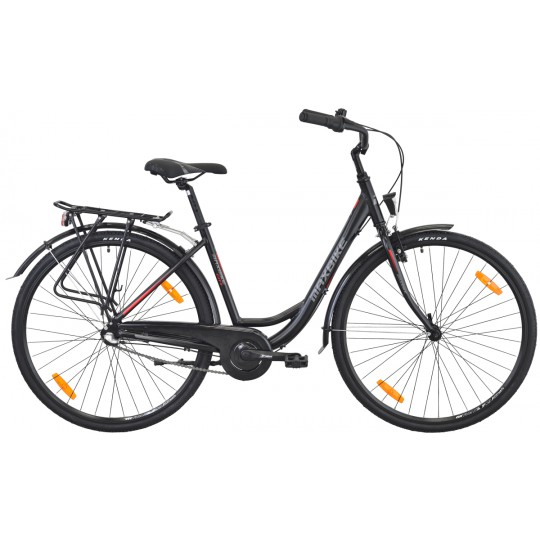 "MAXBIKE CITY městské kolo 28"" ALU Nexus 3 speed model 2021"
