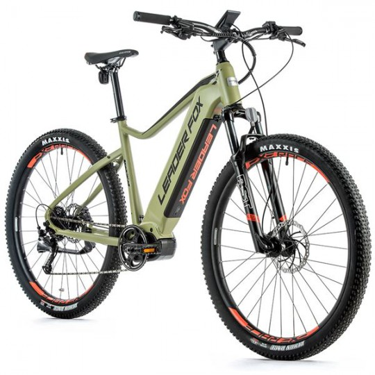 "LEADER FOX AWALON  pánský mtb 29"" Bafang M420 17,5 Ah model 2021"